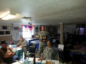 Meeting July 2013 Tampa Bay Chapter of Warrant Officers Association
